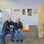 Ausstellungseröffnung Ton - Skulpturen - Creativkunst