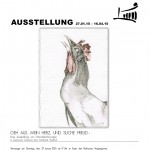 Plakat Ausstellung Niedlich