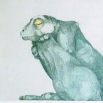 Frosch - Johannes Karl Gotthard Niedlich