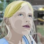 Christine Jaschek - Blick nach oben