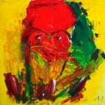 Marco Oelker - Roter Mann
