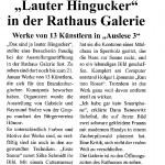 Pro Hoppegarten 19.11.2015