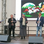Siegerehrung Platz 3 - Christian Depenbusch