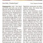 Märkischer Sonntag | Der Randberliner 10/2018