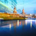 Andrea von Melms - Oberbaumbrücke - Motiv aus der Serie »Berliner Brücken«