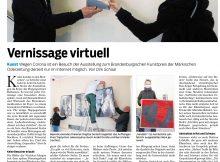 Märkische Oderzeitung 19.11.2020