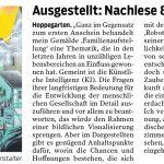 Märkische Oderzeitung 22.01.2021