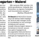 Märkische Oderzeitung 10.03.2021