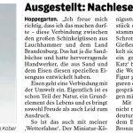 Märkische Oderzeitung 14.01.2021